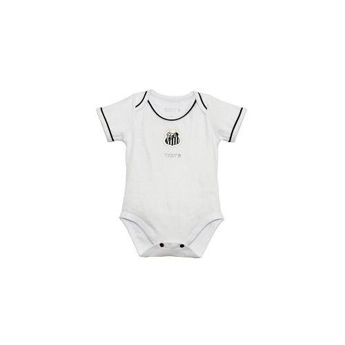 Body Infantil Unissex Santos