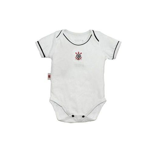 Body Infantil Unissex Corinthians
