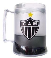 Caneca Chopp Gel Fume - Atlético Mineiro