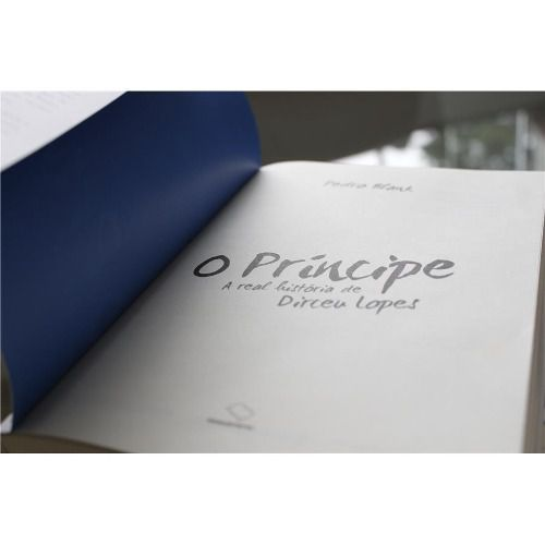 Livro - O Príncipe - Dirceu Lopes - Cruzeiro