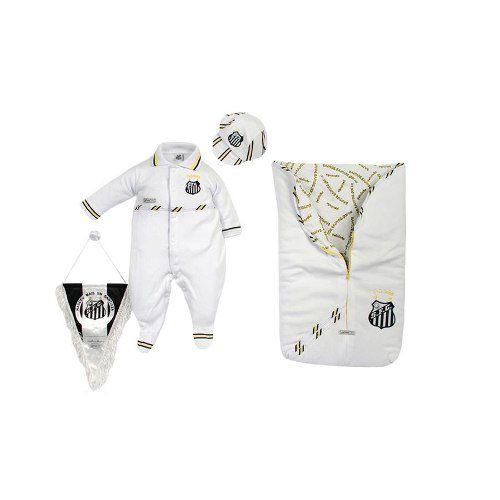 Kit Saída Maternidade Sport Luxo Santos