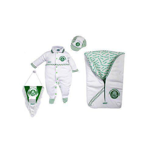 Kit Saída Maternidade Sport Luxo Palmeiras