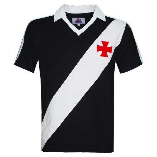 Camisa Retrô Masculina Vasco 1989