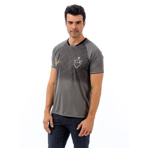 Camiseta Adulto Raglan Masculina Victor Atlético Mineiro