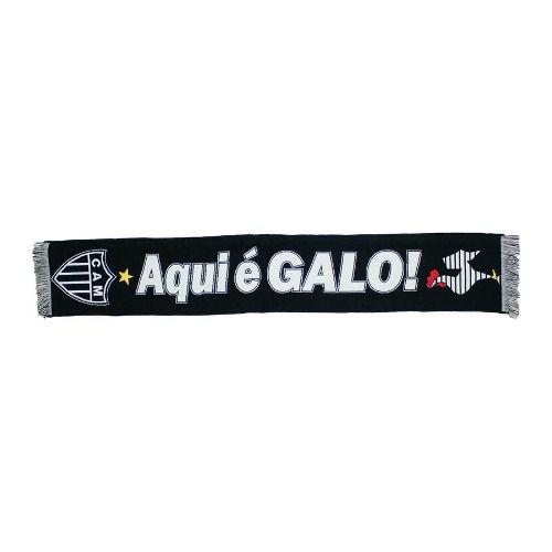 Cachecol Oficial Licenciado - Atlético Aqui É Galo!