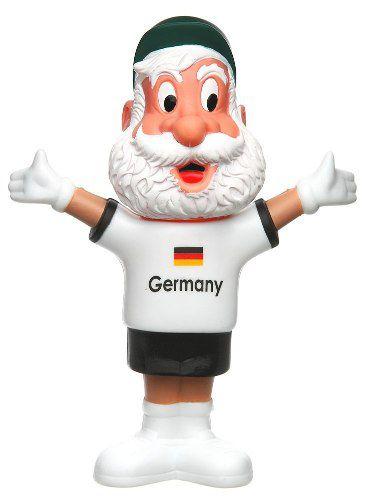 Mascote Alemanha