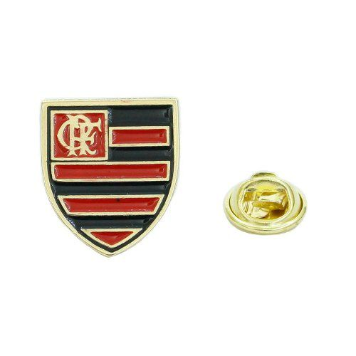Boton Broche Pin Do Flamengo Produto Oficial