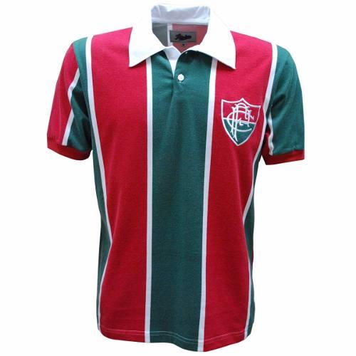 Camisa Retrô Polo Fluminense 1913 Masculina