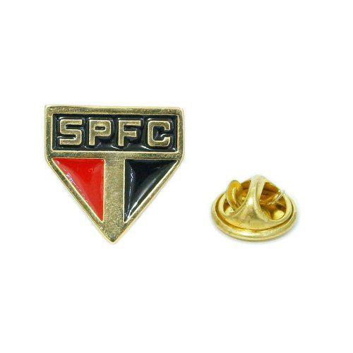 Boton Broche Pin Do São Paulo Produto Oficial