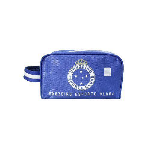 Bolsa Necessaire Do Cruzeiro Produto Oficial