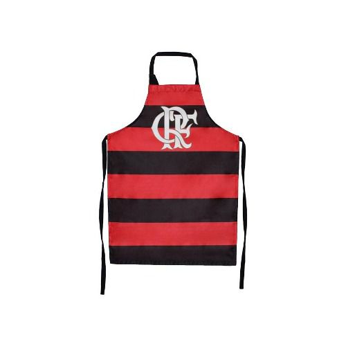 Avental Churrasqueiro Oficial Flamengo