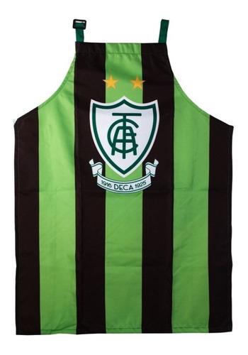 Avental Churrasqueiro América Mineiro Produto Oficial
