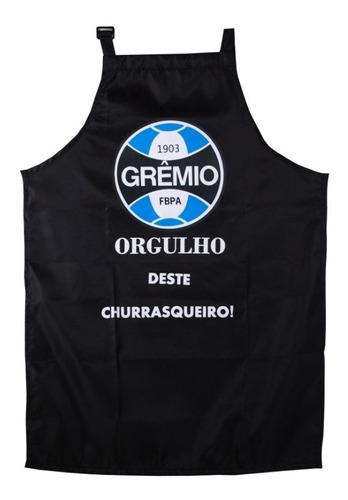 Avental Churrasqueiro Grêmio Produto Oficial
