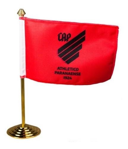 Bandeira De Mesa Do Athletico Paranaense