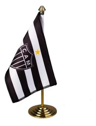 Bandeira De Mesa Do Atlético Mineiro