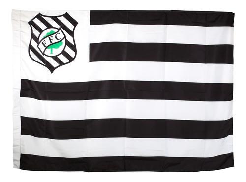 Bandeira Oficial - Torcedor 1,30 X 0,90 Cm Figueirense