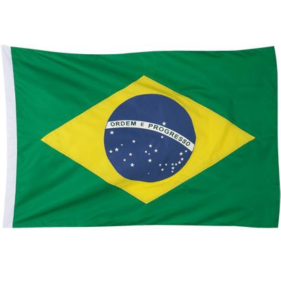 Bandeira Oficial Tradicional - 1,28 X 0,90 Cm. Brasil