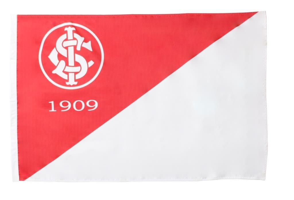 Bandeira Torcedor - 2 Panos 1,30 X 0,90 Cm. Internacional