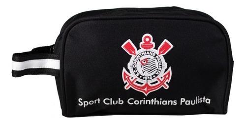 Bolsa Nécessaire Do Corinthians Produto Oficial