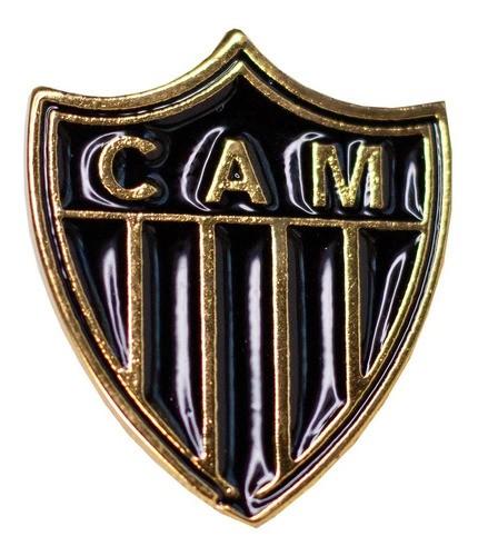 Boton Broche Pin Do Atlético Mineiro Produto Oficial