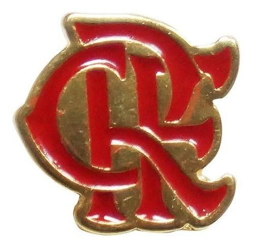 Boton Broche Pin Do Flamengo Crf Produto Oficial