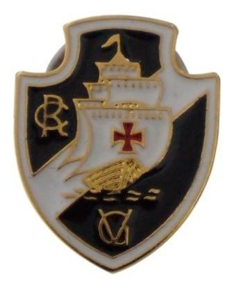 Boton Broche Pin Vasco Da Gama Produto Oficial