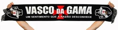 Cachecol Oficial Licenciado - Vasco Da Gama