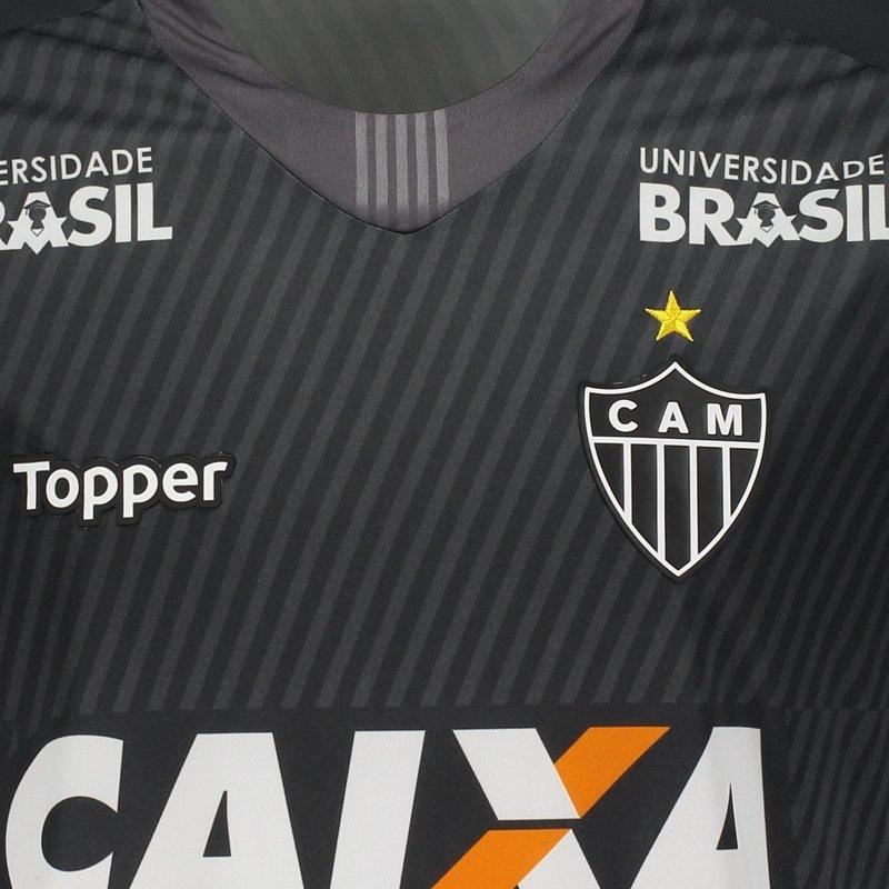 Camisa 1 Goleiro Atlético Mg 2018 Topper