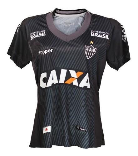 Camisa 1 Goleiro Atlético Mg 2018 Topper Feminina