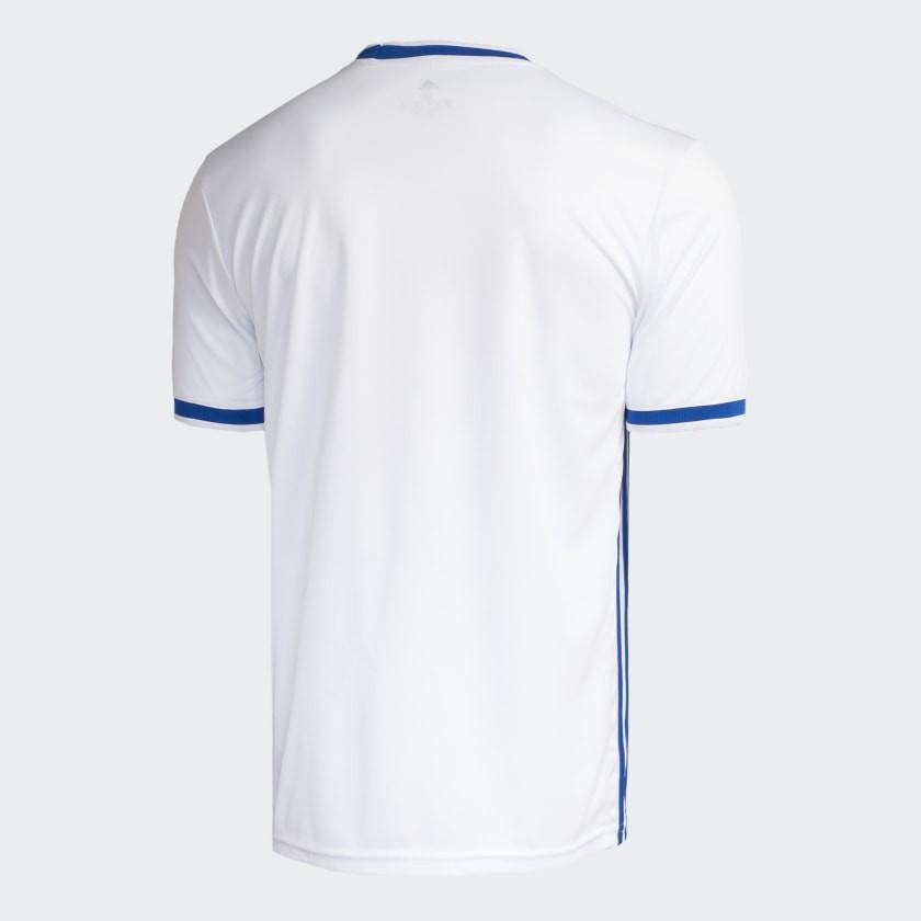 Camisa Cruzeiro 2 20/21 S/nº Torcedor adidas Masculina
