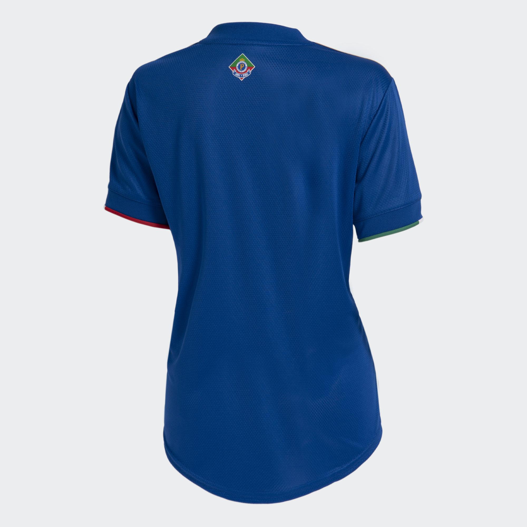 Camisa Feminina Oficial 1 Adidas Centenário Cruzeiro