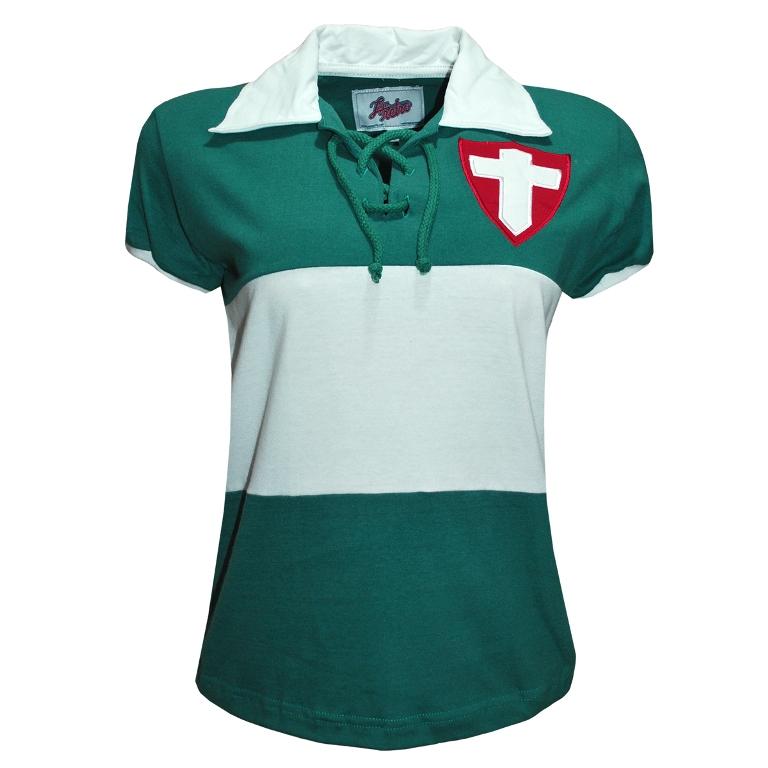 Camisa Feminina Palestra Itália Palmeiras 1916