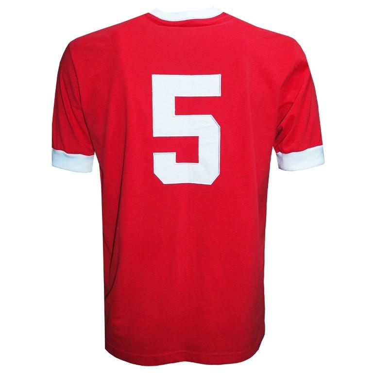 Camisa Liga Retrô Internacional 1976 Masculina
