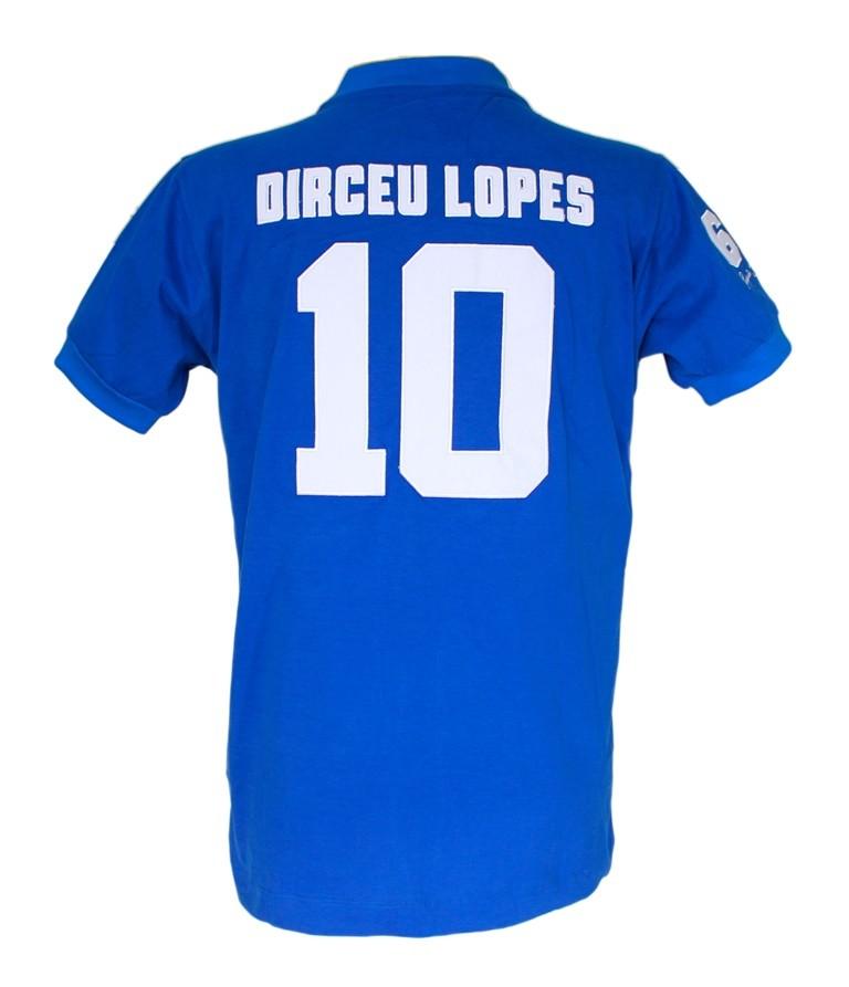 Camisa Masculina Retrô Dirceu Lopes Cruzeiro 1966