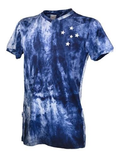 Camisa Masculina Sangue Azul Cruzeiro