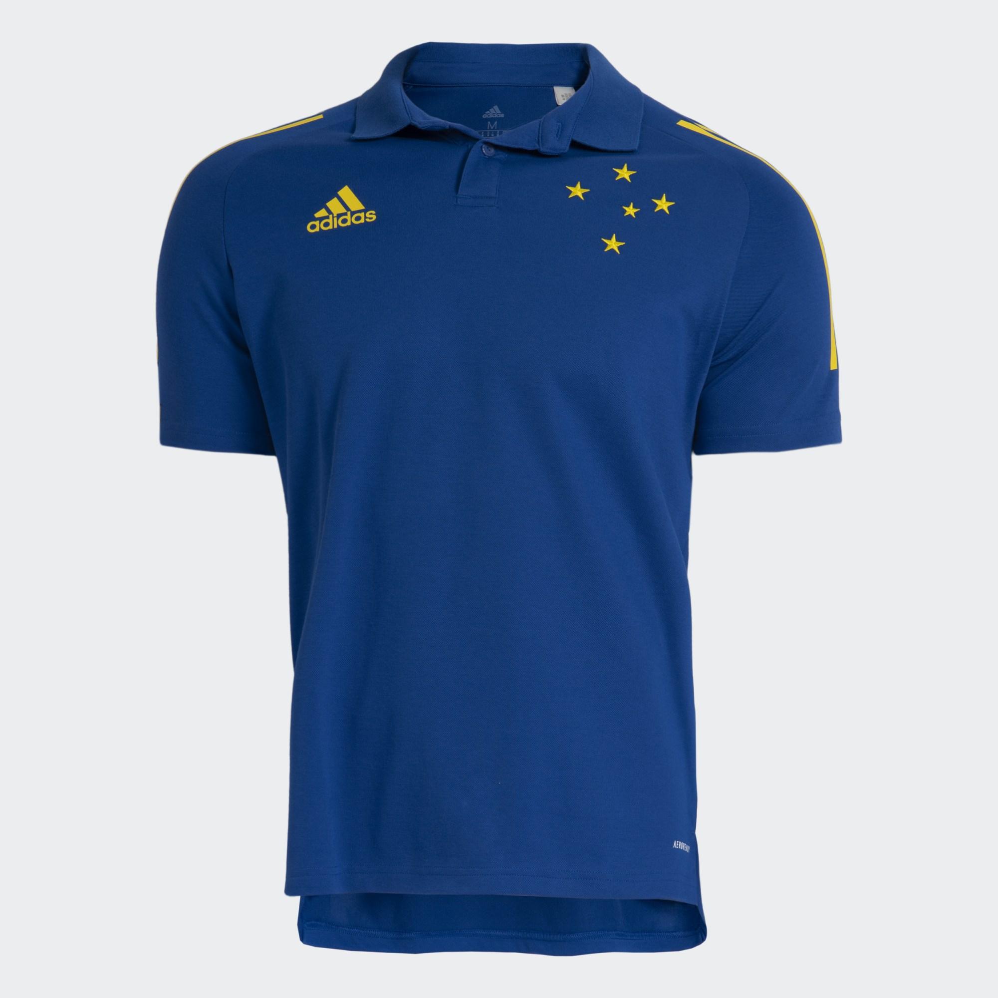 Camisa Polo Centenário Cruzeiro