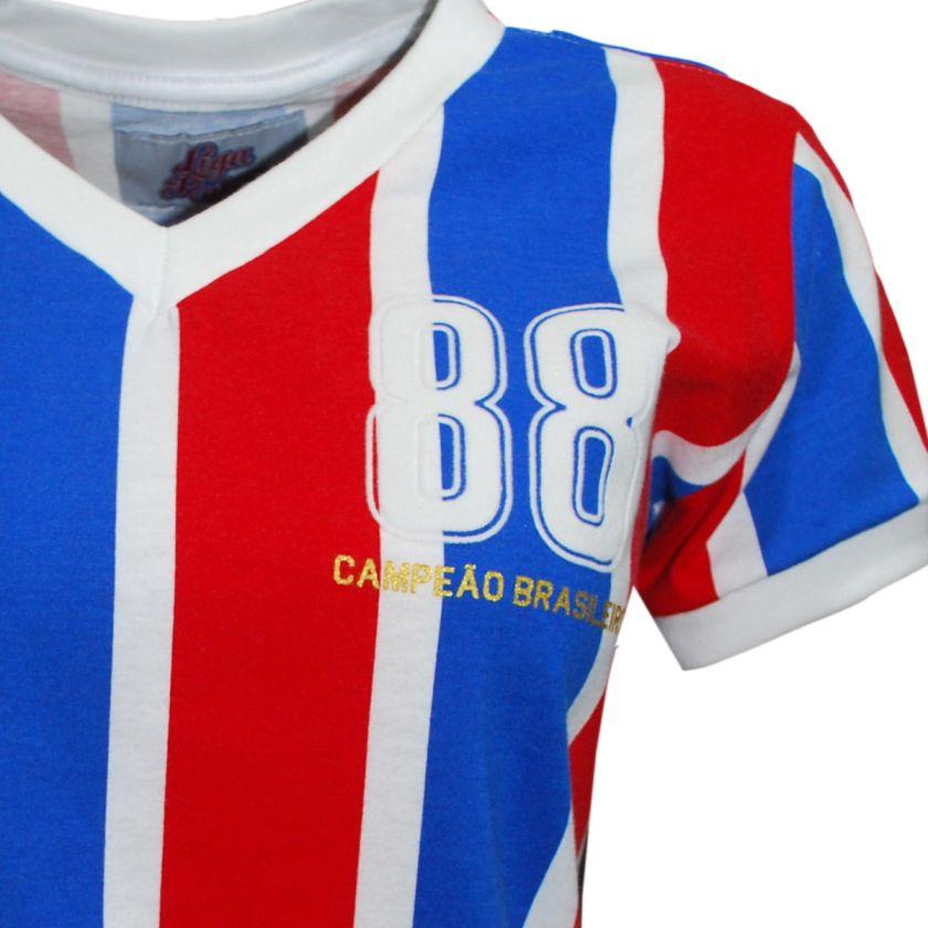 Camisa Retrô Bobô Bahia 1988 Feminina
