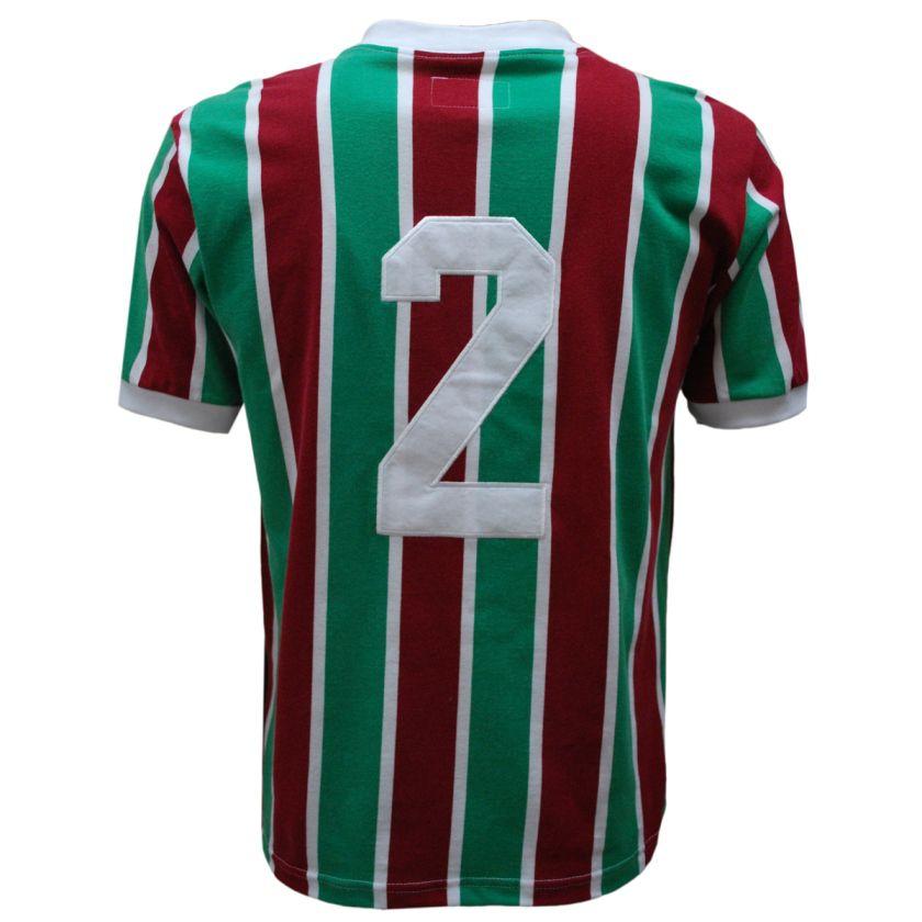 Camisa Retrô Fluminense 1976 Masculina