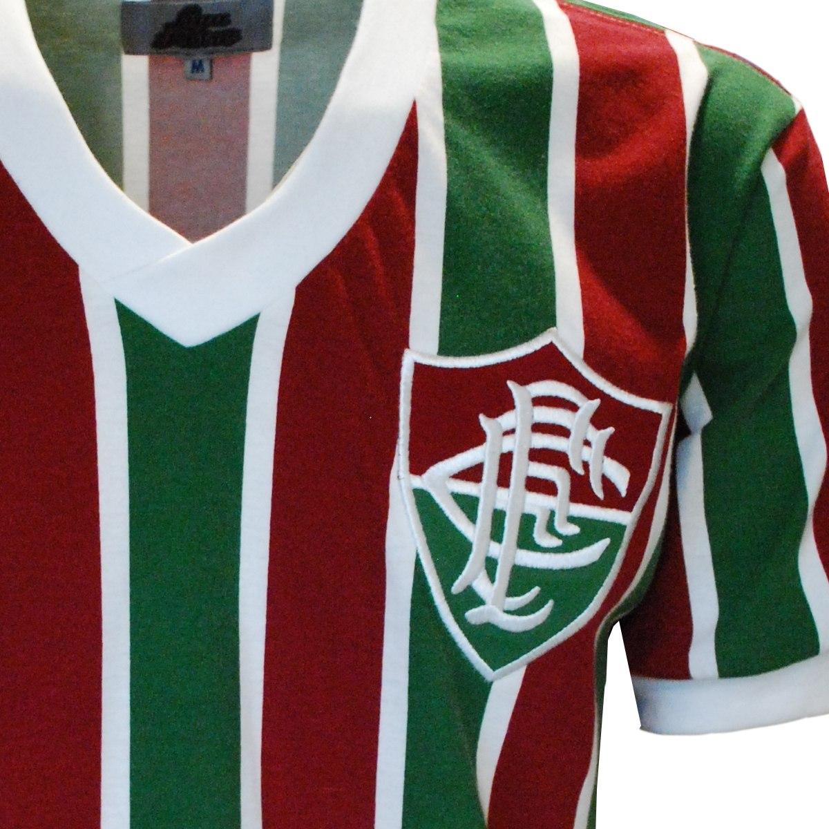 Camisa Retrô Fluminense Mundial 1952