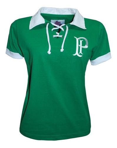 Camisa Retrô Palmeiras 1915 Feminina
