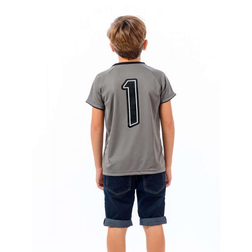Camiseta Infantil Raglan Masculina Victor Atlético Mineiro