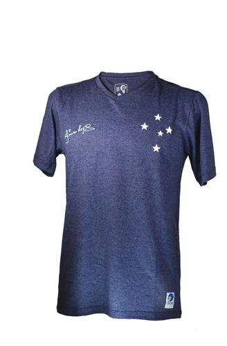 Camiseta Masculina Retro Dirceu Lopes Vintage