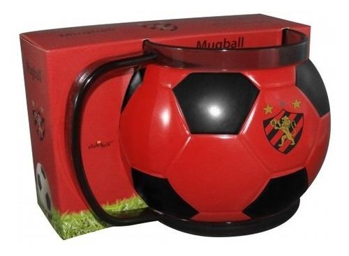 Caneca Bola Do Seu Time Sport Recife