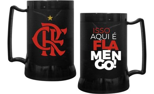 Caneca Chopp Gel Isso Aqui É Flamengo