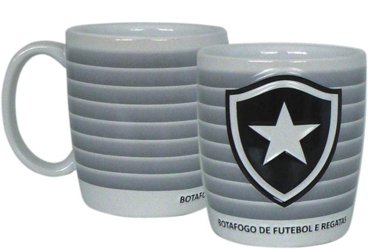 Caneca De Cerâmica 350 Ml - Botafogo