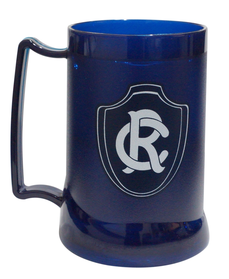 Caneca Gel Remo Azul