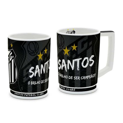 Caneco Cerâmica Santos
