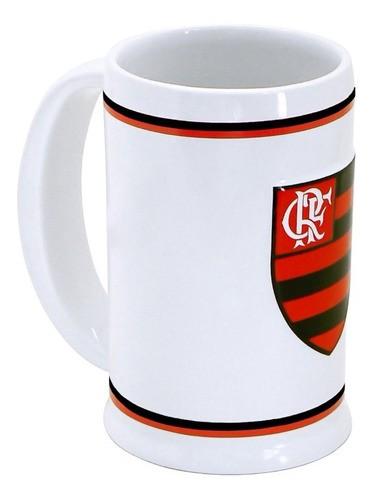 Caneco Escudo Flamengo