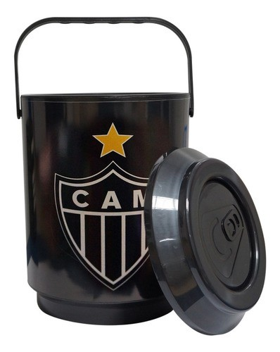 Cooler 10 Latas Atlético Mineiro
