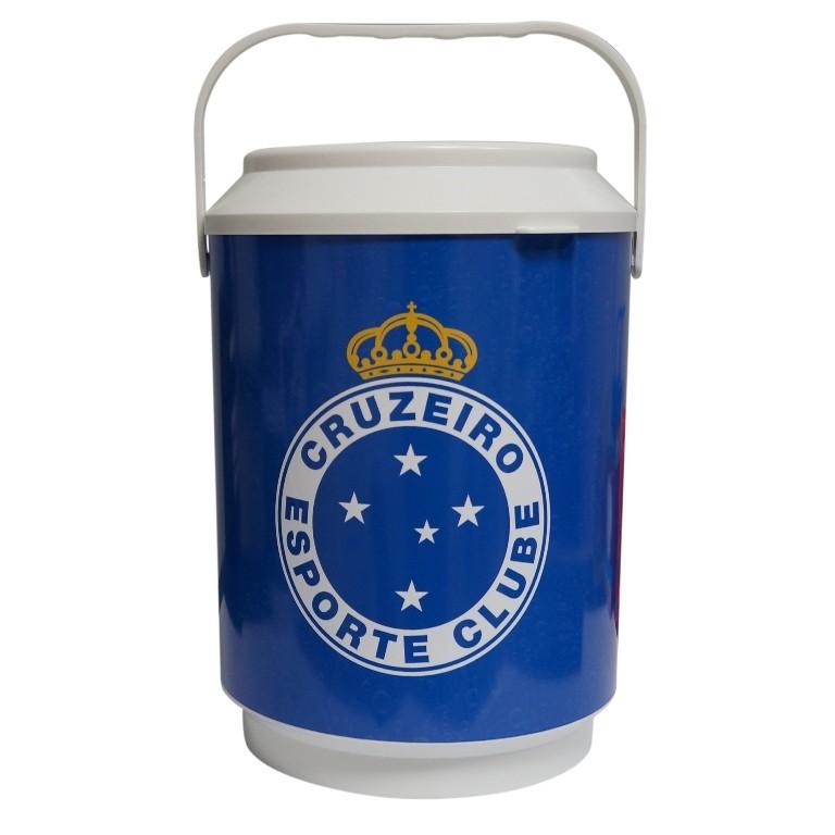 Coolerball Cooler Cruzeiro 10 Latas